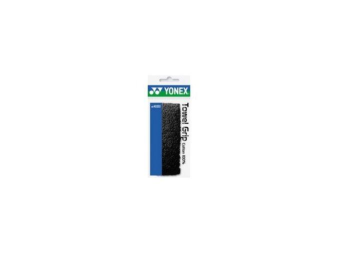 Grip Yonex AC 402 černá
