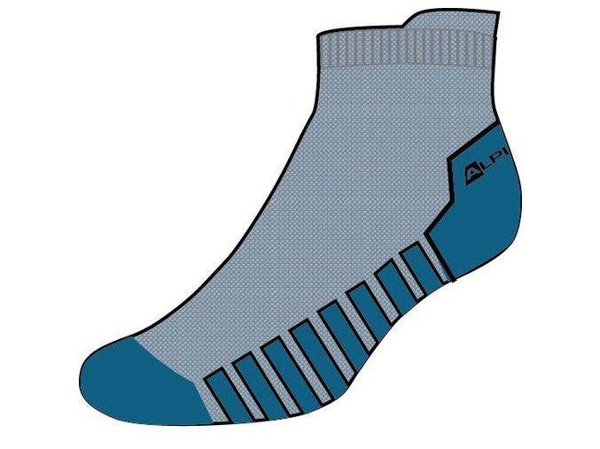 Ponožky Alpine Pro Dater USCL025658