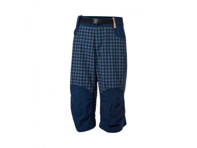 Pánské 3/4 šortky Northfinder Keaton tmavě modrá