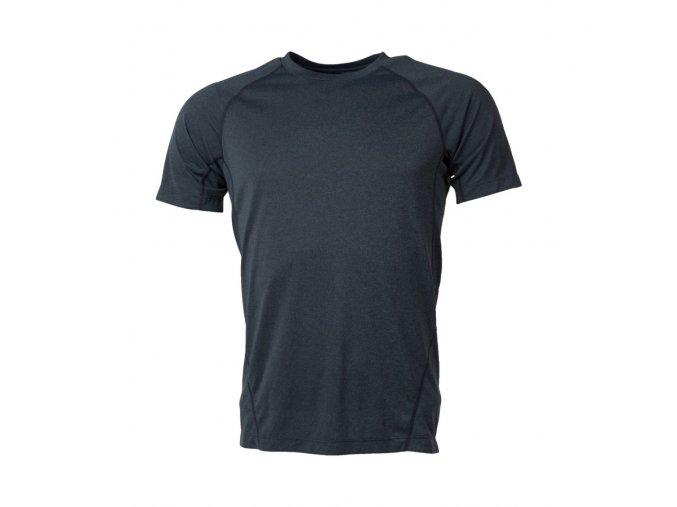 Pánské funkční triko Northfinder Eliseo černá
