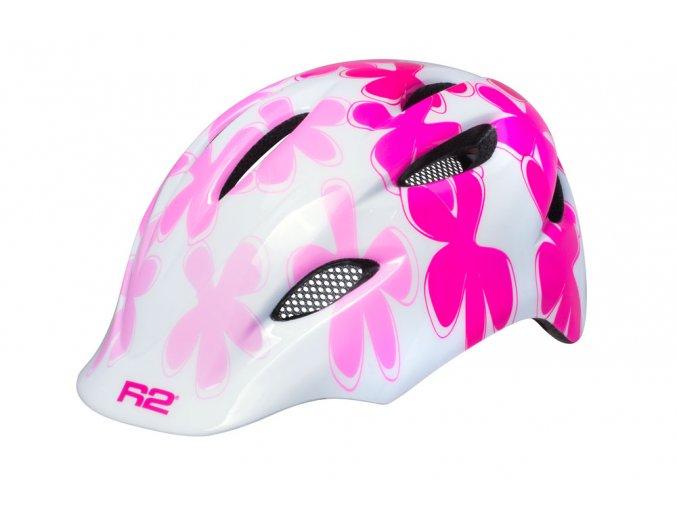 Cyklistická helma R2  Ducky Ath10b vel. 48-52
