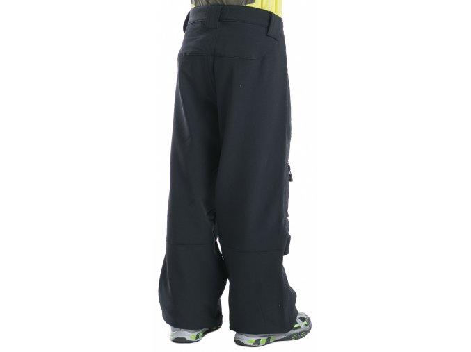 Dětské zateplenésoft. kalhoty Alpine Pro Platan II