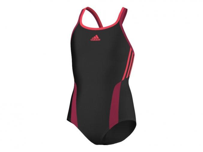 Dívčí plavky adidas I INS 1 PCY  ay5291