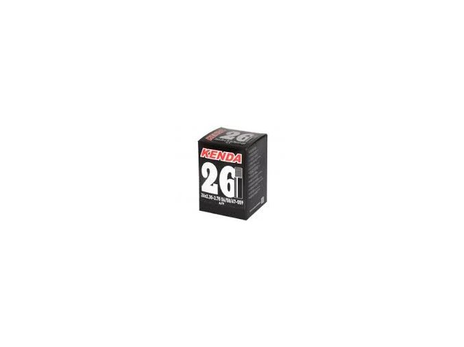 Duše KENDA 26x2,3-2,7  (56/58/67-559)  AV 35 mm
