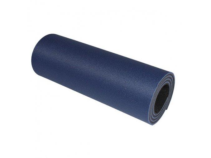 Karimatka Yate dvouvrstvá 10 mm černá/modrá
