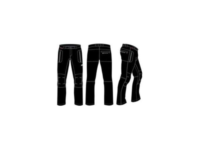 Pánské kalhoty Alpine Pro Carb mpag002990