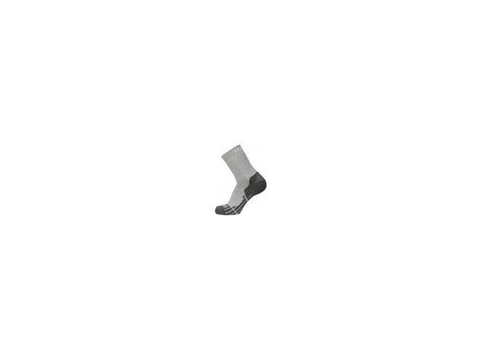 Ponožky  Husky  All Wool sv. šedá