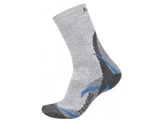 Ponožky  Husky  Treking new světle modrá