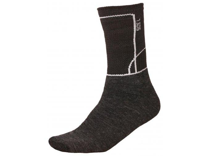 Ponožky Alpine Pro Jarix UScH015990
