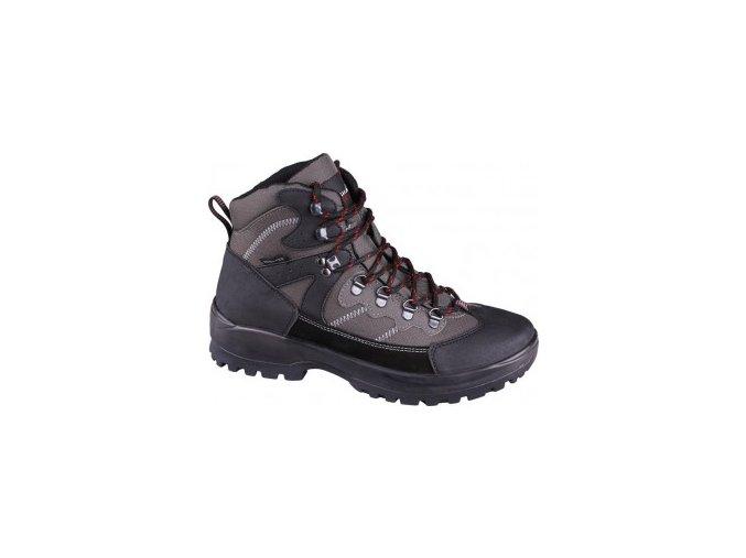 Turistická obuv High Colorado Wallis šedá membrána HighTex