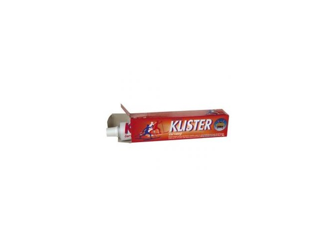 Vosk běžecký skivo Klistr červený