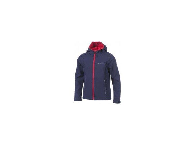 Dětská soft. bunda Alpine Pro Laurin kjca002 velikost 128-134