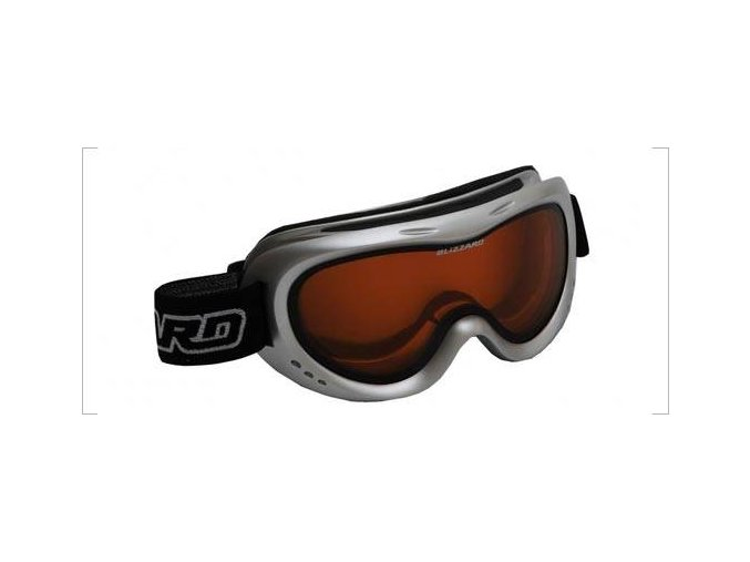 Lyžařské brýle Blizzard Dao 907 silver shiny