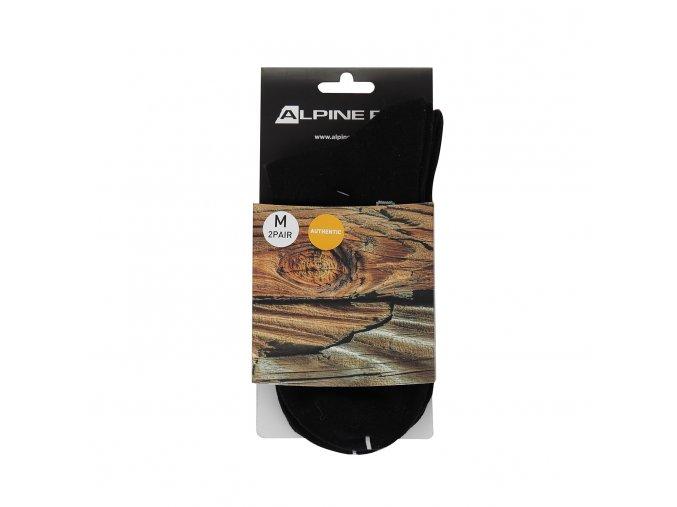 Ponožky Alpine Pro 2Uliano USCJ013990