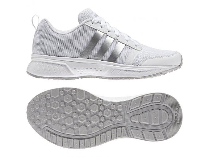 Dámská obuv adidas Star plus W AW4195