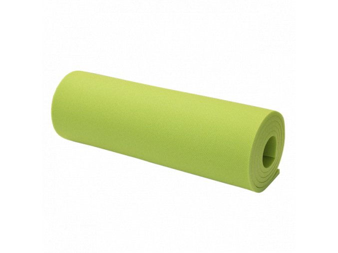 Karimatka Yate jednovrstvá 10 mm  hráškově zelená
