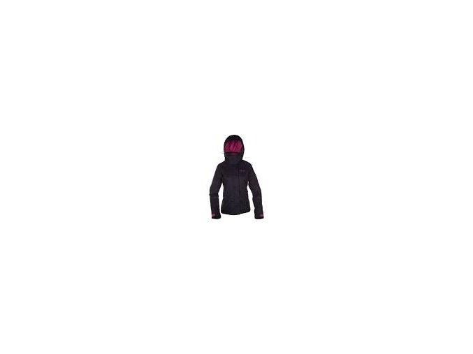 Dámská bunda Kilpi Bala černá velikost 36