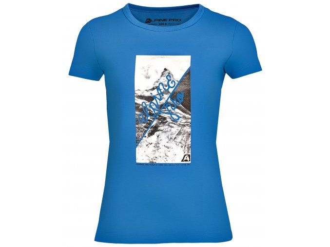 Dámské triko Alpine pro Sasha LTSK223674PB