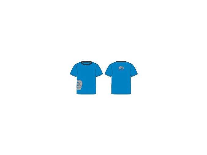 Dětské triko Alpine Pro SILVANO 5 KTSK081674
