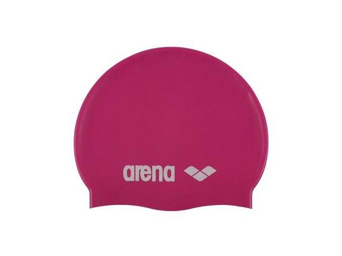 Arena Classic Silicone Jr 91670 91 Juniorská plavecká čepice