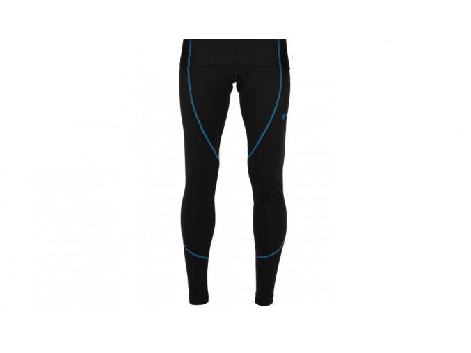 Juniorské funkční kalhoty dlouhé Kilpi Takas jr černo modré