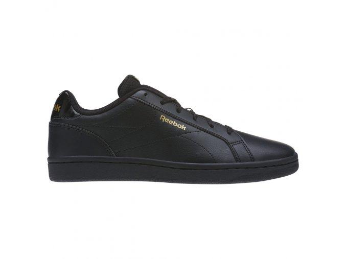 Dámská obuv Reebok Royal Comple CM9542 black/gold met