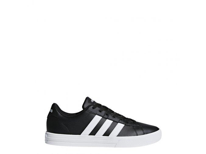 Pánská obuv adidas Daily DB0161 cblack/ftww