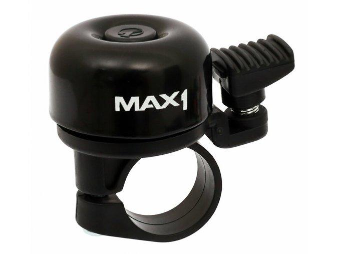 Zvonek MAX1 mini černý