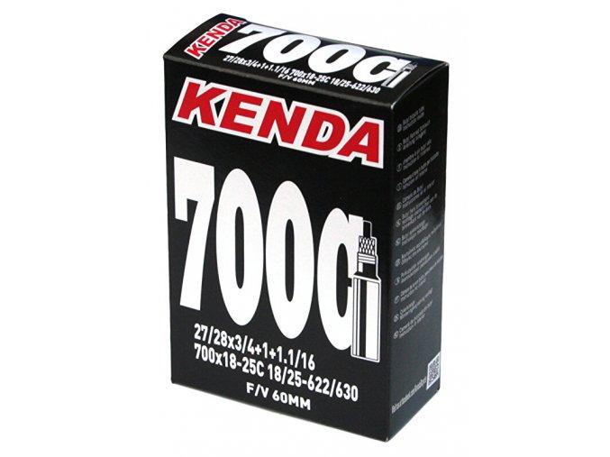 Duše KENDA 700x18/25C (18/25-622/630) FV 60mm