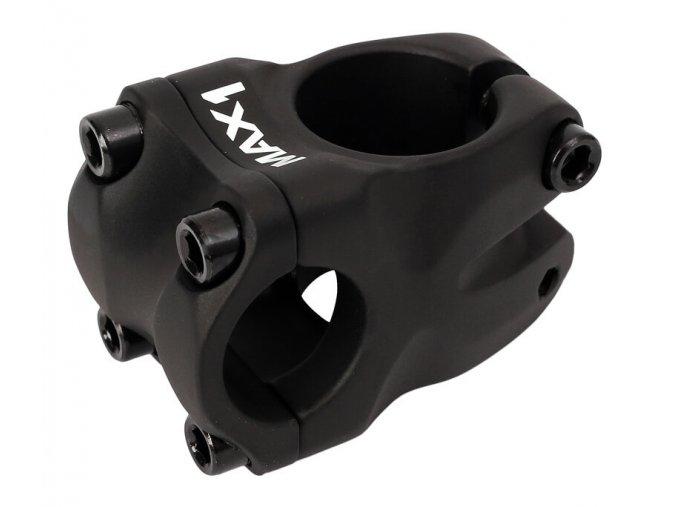 Představec MAX1 Shorty 30/0°/25,4 mm černý