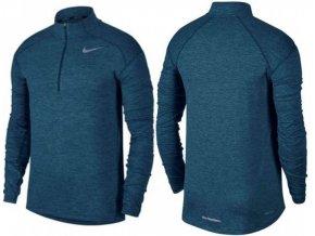 Pánské triko Nike ELEMENT TOP 857820 modré