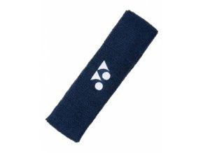 Čelenka Yonex froté modrá barva AC258EX