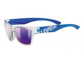 Juniorské brýle Uvex Sportstyle 508 modrá