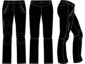Dámské soft. kalhoty Alpine pro Muria 2 LPAL132990