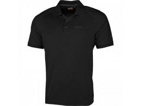 Pánské funkční triko s límečkem SEATTLE černé