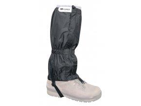 Návleky na obuv FORCE RIPSTOP černé 90621