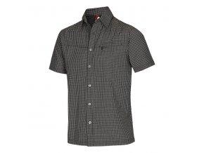 Pánská košile Northfinder Nicholas KO-3048 black