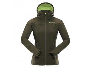 Dámská softshellová bunda Alpine pro Nootka 4 LJCL215549