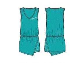 Dámské šaty Alpine pro Yavara 2 LSKL095609PB