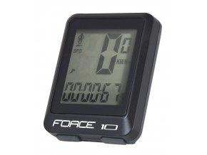 Computer Force 10 funkcí drát černý 39110