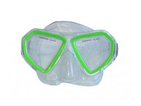 Brýle BROTHER potapěčské junior -  siliter p59955 zelené