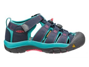 Keen Newport H2 Jr Sandále midnight navy/baltic