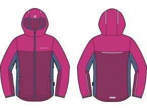 Dětská bunda Alpine pro Nootko 3 KJCM087814