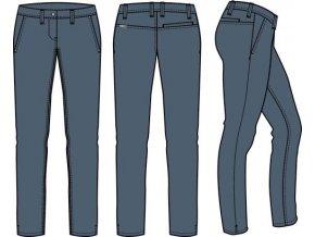 Dámské kalhoty Alpine pro CHINA INS. LPAM259602