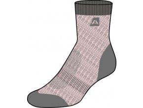 Dětské ponožky Alpine Pro Rapid 2 KSCM010413