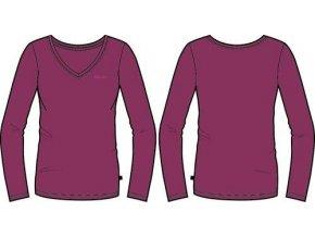 Dámské triko Alpine pro Dalila 3 LTSM342814