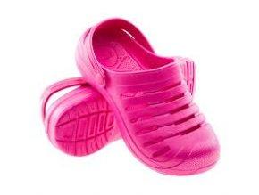 Juniorská obuv Martes Jardim fuchsia