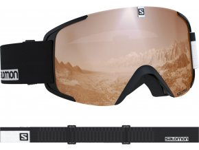 Salomon Lyžařské brýle XVIEW ACCESS černá