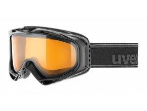 Uvex Lyžařské brýle G.G. 300 LGL černá/matná