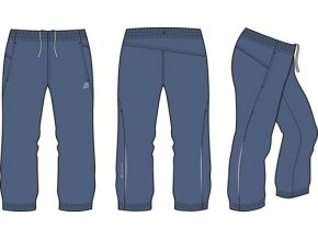 Dětské kalhoty Alpine Pro Sesto 3 INS. KPAM103672